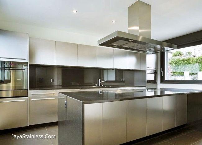 Kitchen Set Stainless Steel Harga