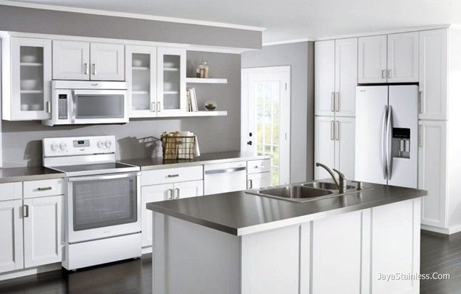 kitchen set stainless stainless steel indonesia